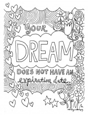 Free Coloring Pages For Adults | POPSUGAR Smart Living Photo 34