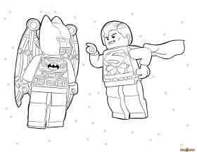 Best Lego Batman Coloring Pages - FREE Download Printable Coloring ...