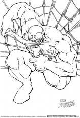 Venom Coloring Pages For Kids And For Adults Coloring Home