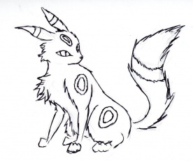 Pokemon Coloring Pages Eevee Evolutions Sylveon - Coloring ...