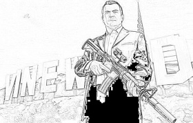 Coloring Pages: Grand Theft Auto Coloring Pages Free and ...