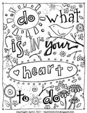 uplifting coloring pages inspirational coloring pages to ...