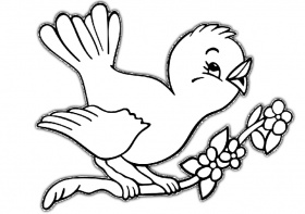 18 Printable Bird Coloring Pages: Print and Color PDF - Print Color Craft