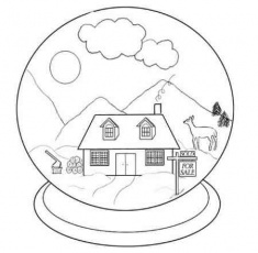 New Coloring | Coloring Pages Of Globes | Kids Coloring