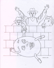 COLORING PAGES HUMPTY DUMPTY Â« ONLINE COLORING