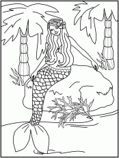 10 Pics of H20 Mermaids Coloring Pages - H2O Mermaid Coloring ...