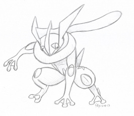 Coloring Pages Pokemon Mega Greninja Printable - DE.SANCTI ...