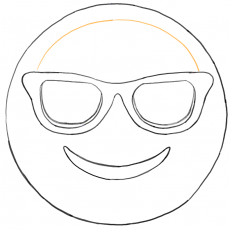 17 Pics of Emoji Faces Coloring Pages Dog - Black Emoji Coloring ...