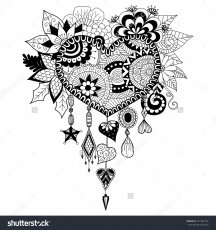 Dream Catcher Coloring Pages Coloring Home