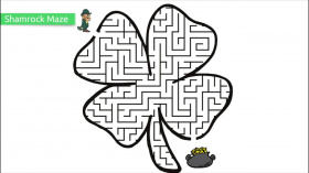 Top 10 Free Printable St. Patrick's Day Coloring Pages - YouTube