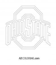 Brutus Ohio State Colouring Pages Coloring Home