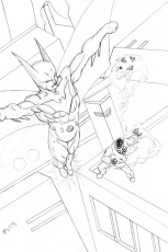 Batman Beyond Coloring Pages | download free printable coloring pages