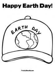 earth day free Colouring Pages