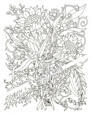 Coloring Pages For Adults Printable | Top Coloring Pages