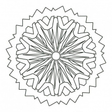Printable Celtic Mandala Coloring Pages - Symbol Coloring Pages of