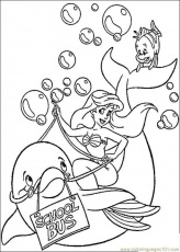Coloring Pages Dolphin Coloring Pages54 (Mammals > Dolphin) - free