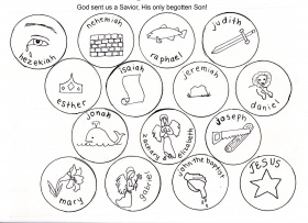 jesse tree coloring pages - jesse tree ornaments coloring page coloring home