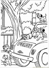 Police Truck Coloring Page Fresh Free ...meriwetherfoundation.org