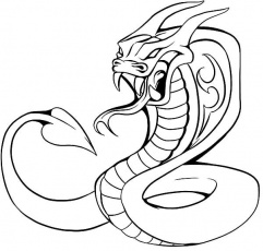 King Cobra Coloring Pages Sketch Coloring Page | Snake coloring pages,  Animal coloring pages, Coloring pages