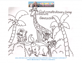 Coloring Pages: Free Coloring Pages Of Story Of Creation Bible ...