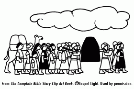 Bible Story Printables Crossing The Jordan