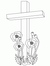 Remembrance Day coloring pages | Remembrance Day colouring pages ...