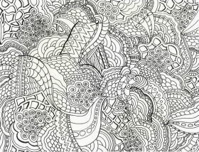 For Older Kids - Coloring Pages for Kids and for Adults