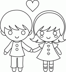 Little Boy And Girl Coloring Pages Little Girl Praying Coloring