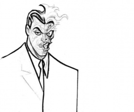 batman face coloring page hicoloringpages - Two Face Coloring Pages