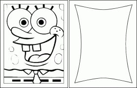 Happy Birthday For Spongebob Coloring Pages For Kids #ghZ ...