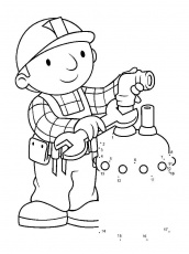 Bob the Builder coloring pages. Download and print Bob the Builder ...