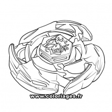 Pegasus beyblade coloring pages download and print for free