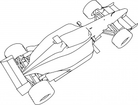 cool F1 Williams 2001 Formula Sport Car Coloring Page | Sports coloring  pages, Cars coloring pages, Coloring pictures