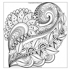 Detailed Pattern Coloring Pages | Sesiweb.us