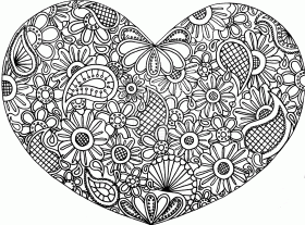 15 Pics of Zentangle Coloring Pages Free Printable - Zentangle ...
