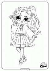 coloring pages lol omg download or print new dolls for
