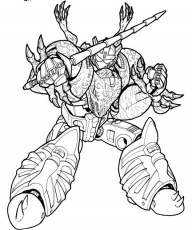 Beast Wars Grimlock Prelim by ~Kingoji on deviantART ...