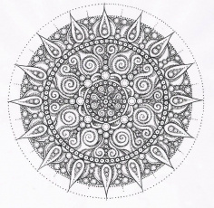 difficult free printable free intricate coloring pages