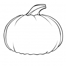 Best Photos of Fall Coloring Pumpkin Printable Templates - Fall ...