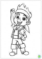 Jake And The Neverland Pirates Pictures - Coloring Home