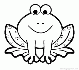 Frogs | Free Printable Coloring Pages – Coloringpagesfun.com | Page 2