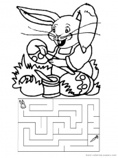 coloring pages mazes