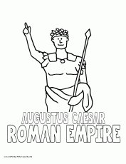 Caesar Coloring Pages - Ð¡oloring Pages For All Ages