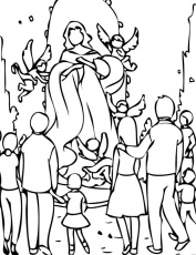 All Souls Day Coloring Pages | Coloring Pages Kids Collection ...