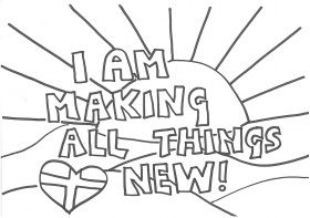 Heaven Coloring Page Coloring Pages For Kids And For Adults