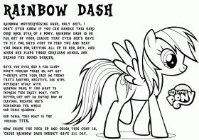 Free Download Rainbow Dash Coloring Pages - Toyolaenergy.com
