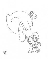 luigis mansion 3 coloring pages luigis mansion dark moon coloring pages  coloring pages-#141158 | Coloriage, Livre coloriage, Coloriage à imprimer