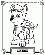 PAW Patrol Coloring Pages - GetColoringPages.com