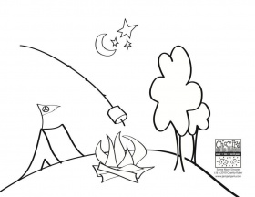 Print Elephant And Piggie Coloring Pages Az Coloring Pages, Lines ...