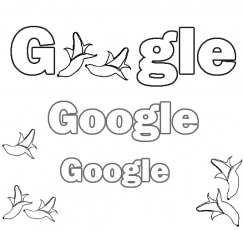 google coloring pages for kids